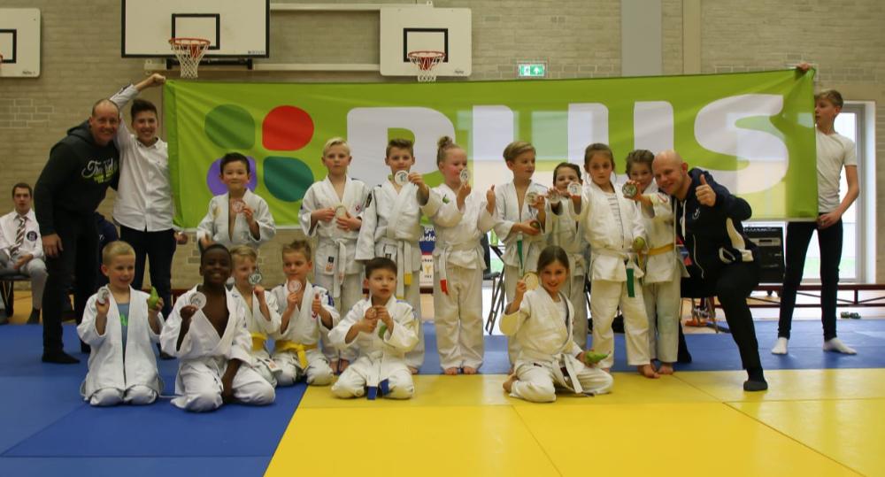 puntencompetitie judoschool haagsma
