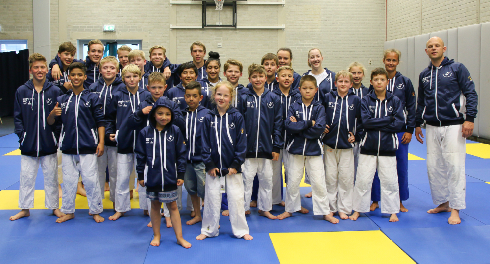 over ons judoschool haagsma