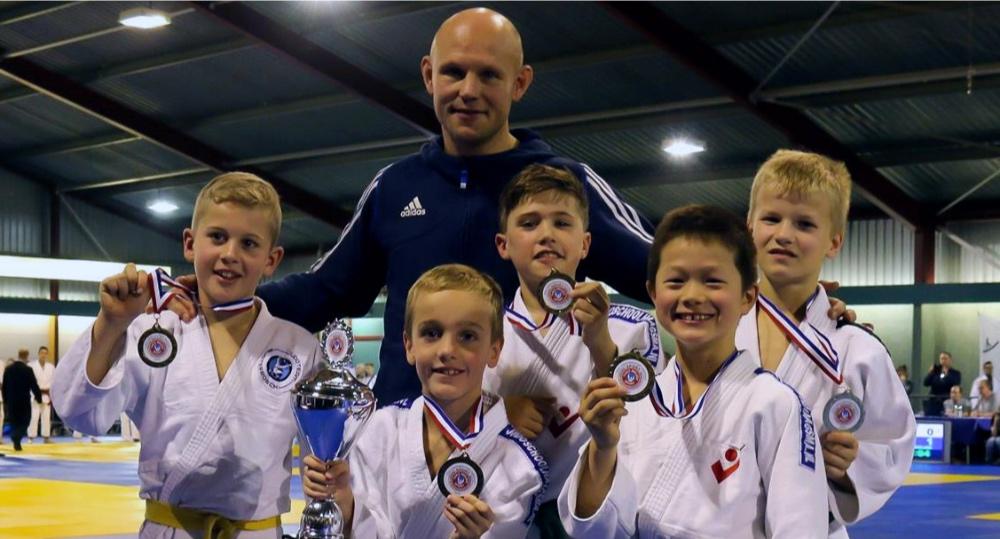 wedstrijdsport judoschool haagsma