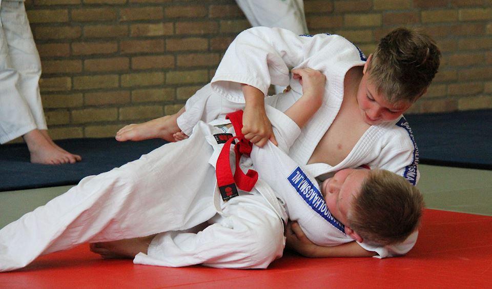 Judo in Hengelo, Borne en Wierden